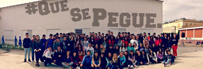 #quesepegue