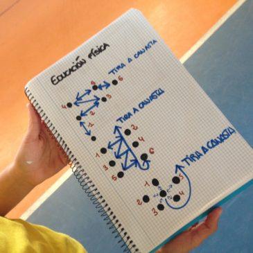 Educación Deportiva: cooperación-oposición
