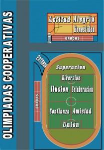 mapa Olimpiadas Cooperativas